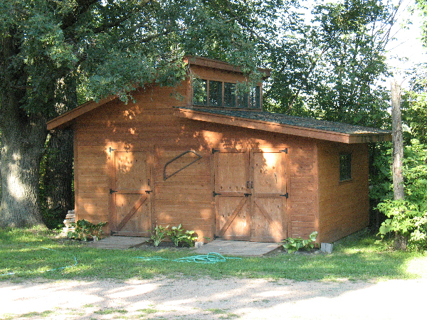 Woodworking plans clerestory shed pdf plans for Clerestory style shed plans